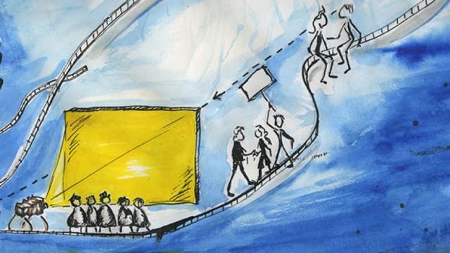 FESTIVAL DU FILM SOCIAL ET POLITIQUE « SOBRE LAS OLAS » Sobre las Olas est un projet de spectacles itinérants à la voile. Au mois de Juillet 2016, il parcourra le Finistère à bord du Nizwa, authentique boutre Oman, afin de proposer des diffusions de films documentaires, des contes, des ateliers d'initiation à la navigation ou [...]