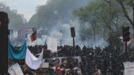 «Un soir, il m'a dit qu'il avait peur d'aller en manifestation».      Guillaume Chevalier / 9′ / 2020 / Licence Art Libre