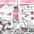 1485 KHz – 4 empreintes – Chloé Dréan et Lise Weiss – 19′ – 2021           4 empreintes comme 4 chemins. Deux réalisatrices mènent des entretiens côte à côte avec leurs proches pour donner forme à la mémoire des sons au fil de 4 récits.    A la dérobée – Chiara Forlani – 3'58 – 2020          Poignard de main Août, c'est la [...]